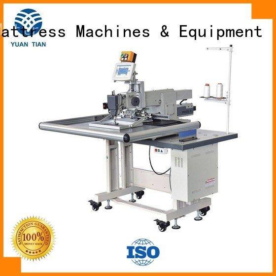 Quality singer  mattress  sewing machine price YUANTIAN Mattress Machines Brand label Mattress Sewing Machine