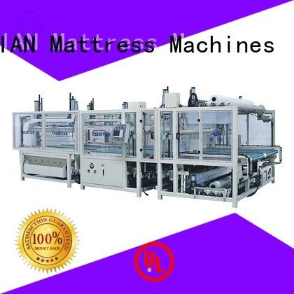 YUANTIAN Mattress Machines mattress packing machine wire zx1 unpressing qw4