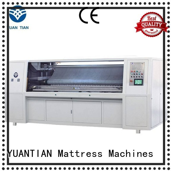 Hot Pocket Spring Assembling Machine machine YUANTIAN Mattress Machines Brand