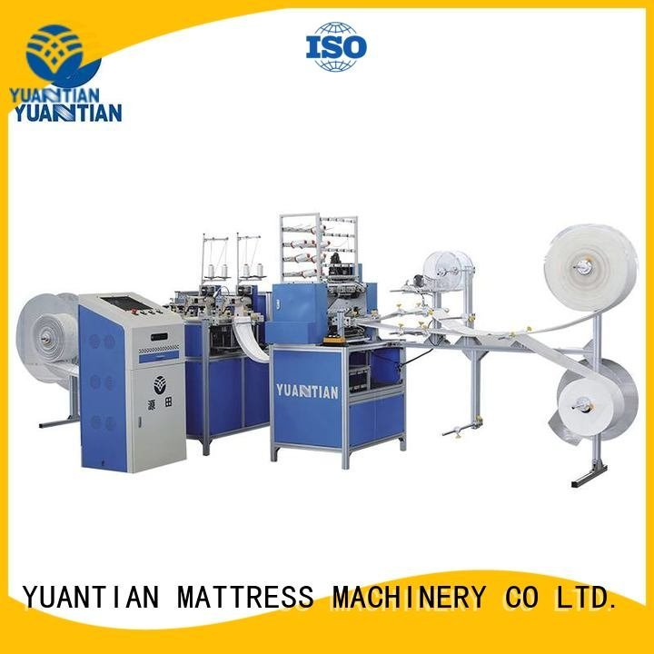 quilting machine for mattress price bhf1 needle OEM quilting machine for mattress YUANTIAN Mattress Machines