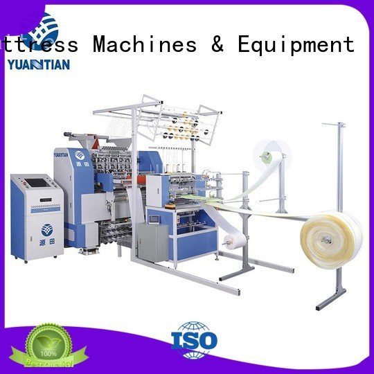 quilting machine for mattress price stitching bhf1 double four YUANTIAN Mattress Machines