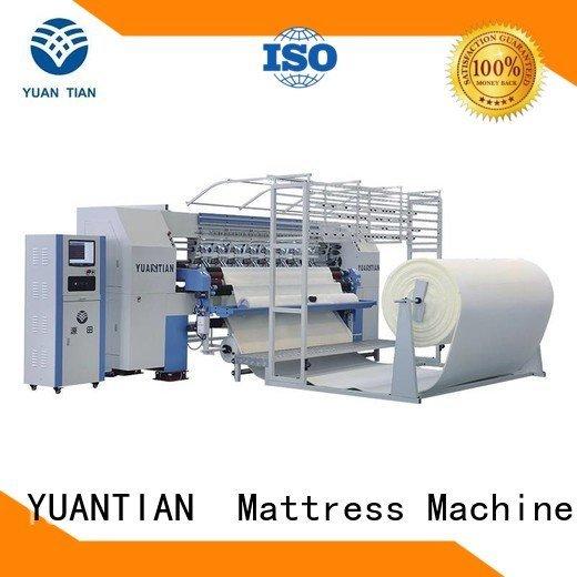 quilting machine for mattress price side YUANTIAN Mattress Machines Brand quilting machine for mattress
