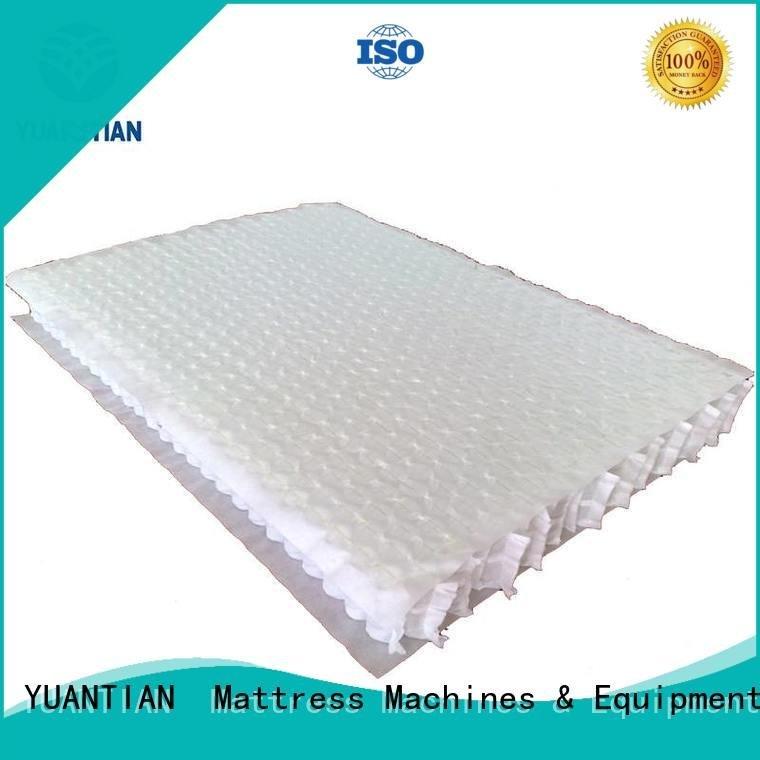 mattress spring unit nested pocket with bottom Bulk Buy