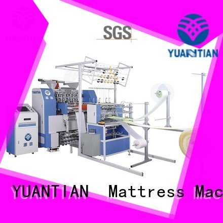 quilting machine for mattress price machine YUANTIAN Mattress Machines Brand quilting machine for mattress