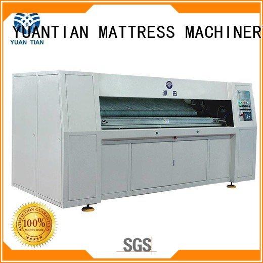 spring Pocket Spring Assembling Machine YUANTIAN Mattress Machines Automatic Pocket Spring Assembling Machine