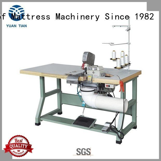 Double Sewing Heads Flanging Machine ds5b Mattress Flanging Machine flanging