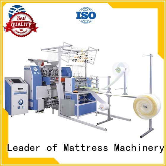 YUANTIAN Mattress Machines Brand machine quilting machine for mattress border factory