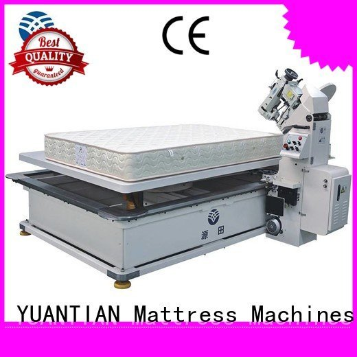 YUANTIAN Mattress Machines Brand table wb3a machine mattress tape edge machine