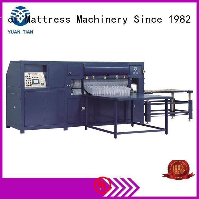 foam mattress making machine cc1 bz3 mattress packing machine