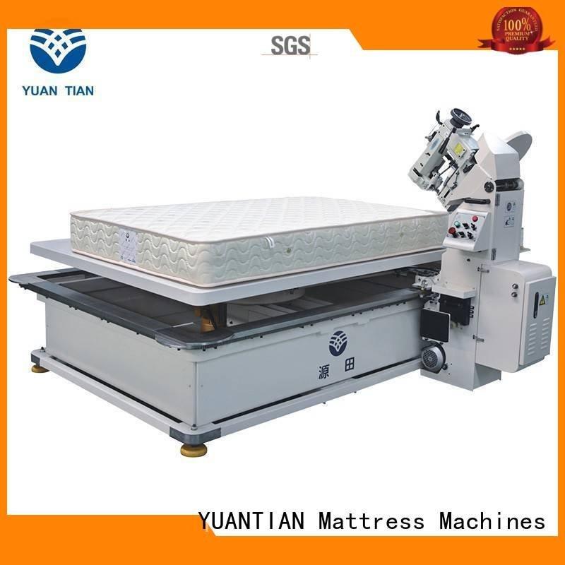 YUANTIAN Mattress Machines mattress tape edge machine machine wb1 binding top