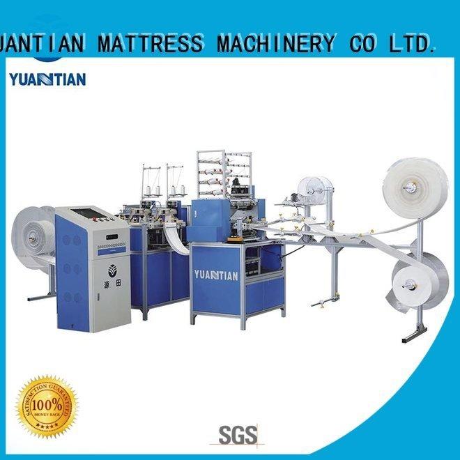 side quilting dzhf2h YUANTIAN Mattress Machines quilting machine for mattress price