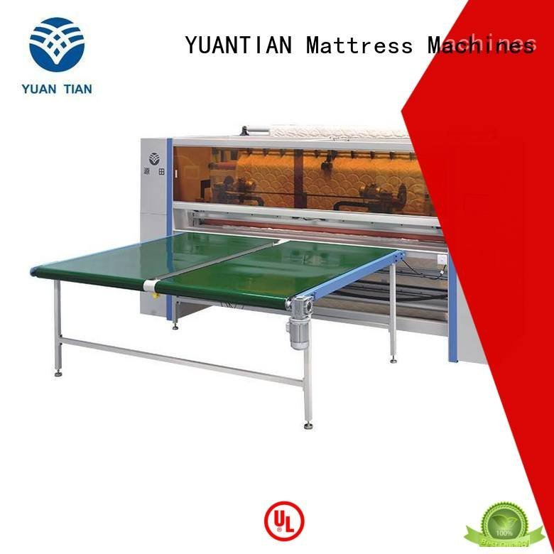 Mattress Cutting Machine Supplier cutting machine OEM Mattress Cutting Machine YUANTIAN Mattress Machines
