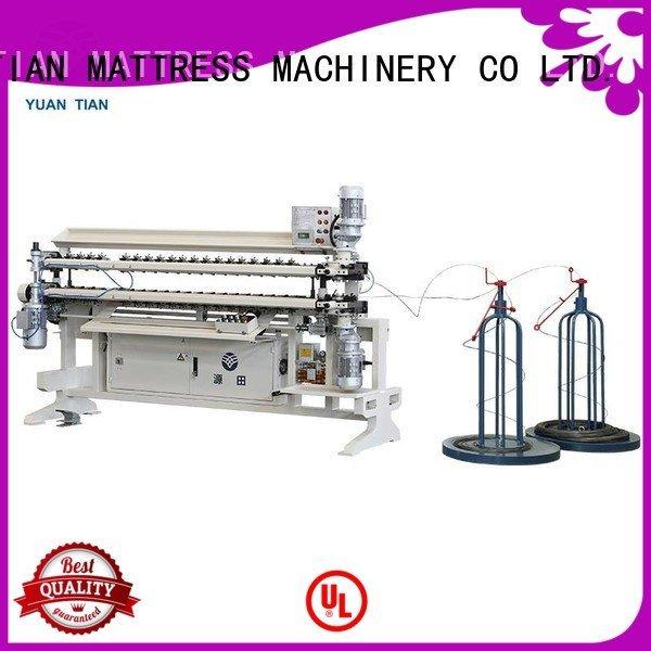 machine spring YUANTIAN Mattress Machines bonnell spring unit machine