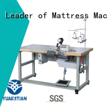 ds5 sewing mattress machine YUANTIAN Mattress Machines Double Sewing Heads Flanging Machine