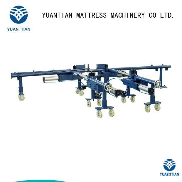 foam mattress making machine rollpack YUANTIAN Mattress Machines Brand mattress packing machine