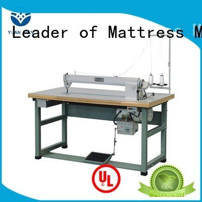 YUANTIAN Mattress Machines Mattress Sewing Machine autimatic decorative sewing label