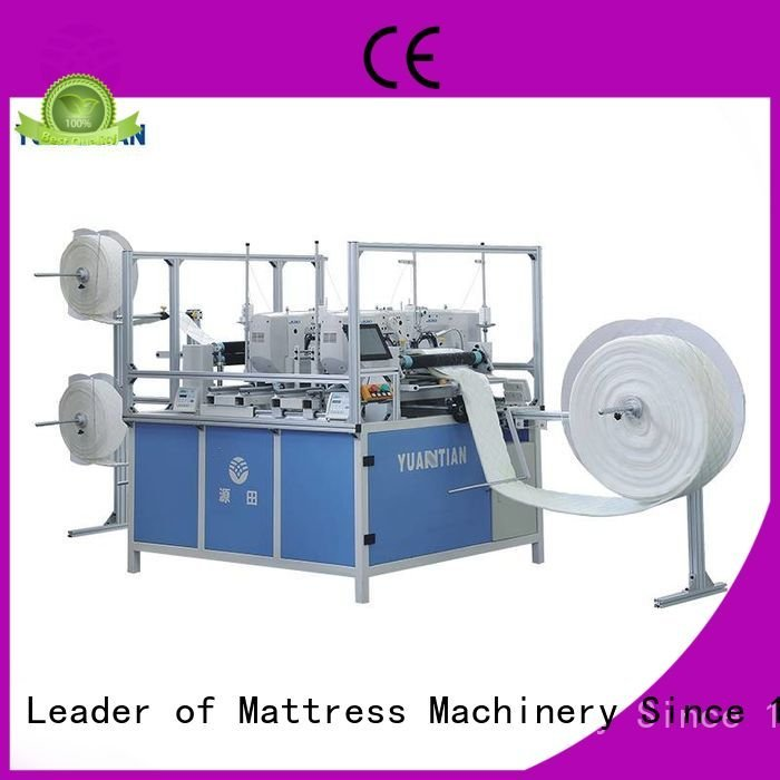YUANTIAN Mattress Machines wbsh3 ls320 quilting machine for mattress mattress stitching