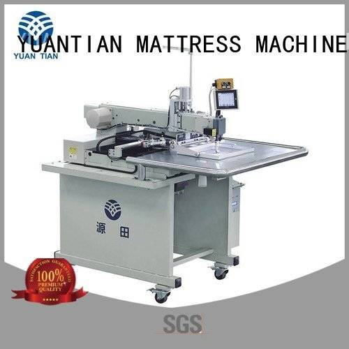 sewing long longarm computerized YUANTIAN Mattress Machines singer  mattress  sewing machine price