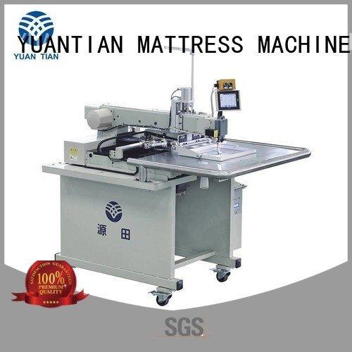 sewing long longarm computerized YUANTIAN Mattress Machines singer  mattress  sewing machine price