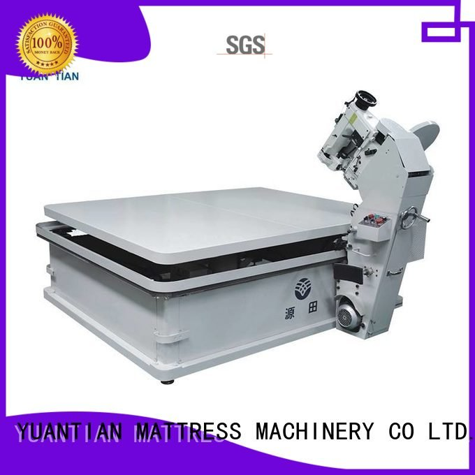 Wholesale machine table mattress tape edge machine YUANTIAN Mattress Machines Brand