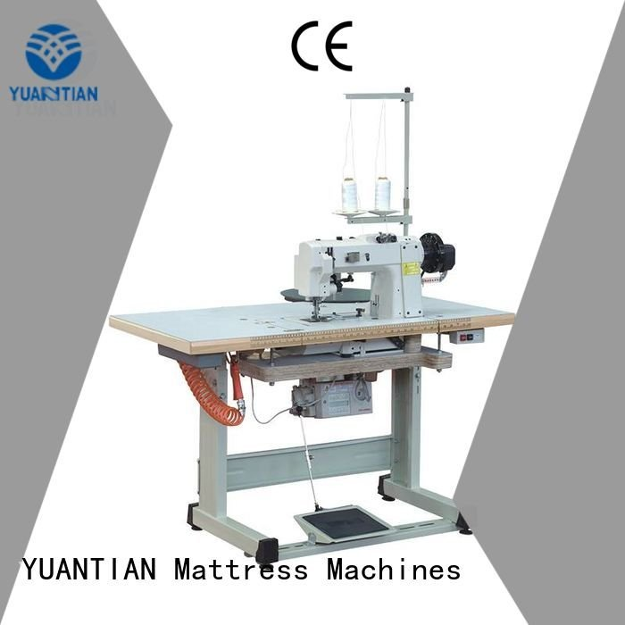 YUANTIAN Mattress Machines Brand wb3a pf300u mattress tape edge machine tape wb4a