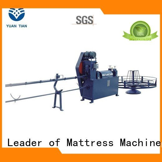Hot foam mattress making machine unit mattress packing machine spring YUANTIAN Mattress Machines