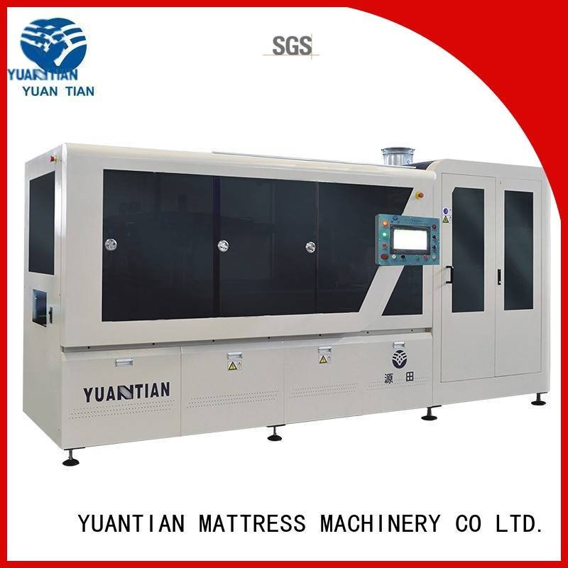 YUANTIAN Mattress Machines dzg1 dzg1b Automatic High Speed Pocket Spring Machine speed high
