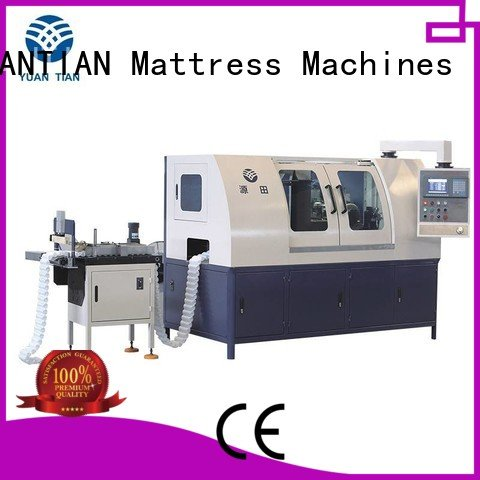 dzg1 production dt012 YUANTIAN Mattress Machines Automatic High Speed Pocket Spring Machine