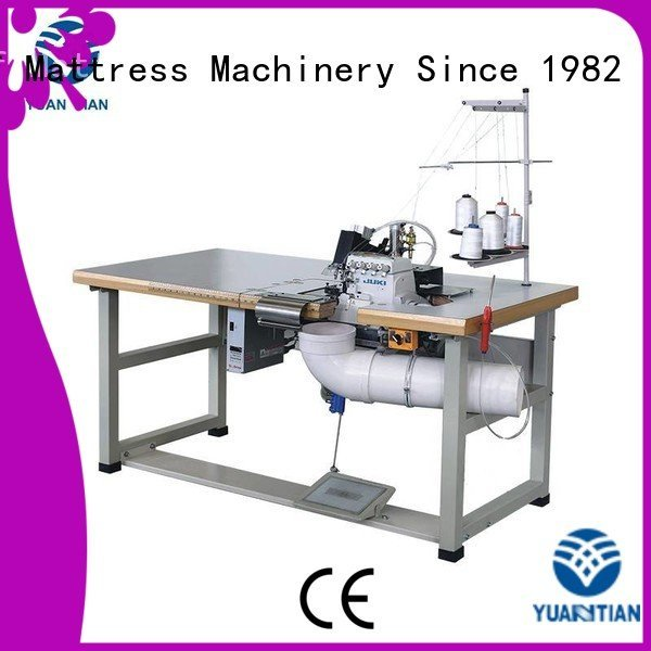 Double Sewing Heads Flanging Machine sewing Mattress Flanging Machine multifunction