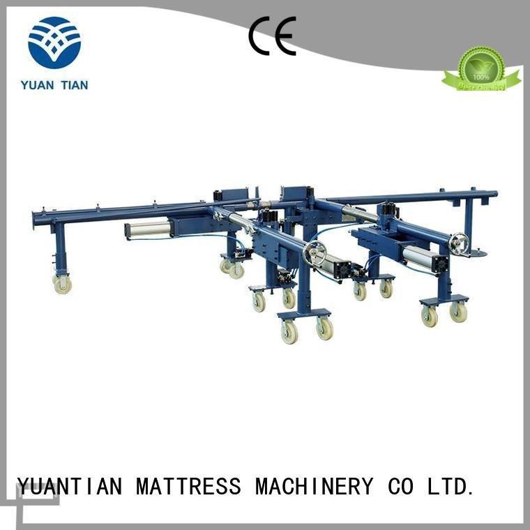 poket rollpack unit spring foam mattress making machine rollpack YUANTIAN Mattress Machines Brand mattress packing machine