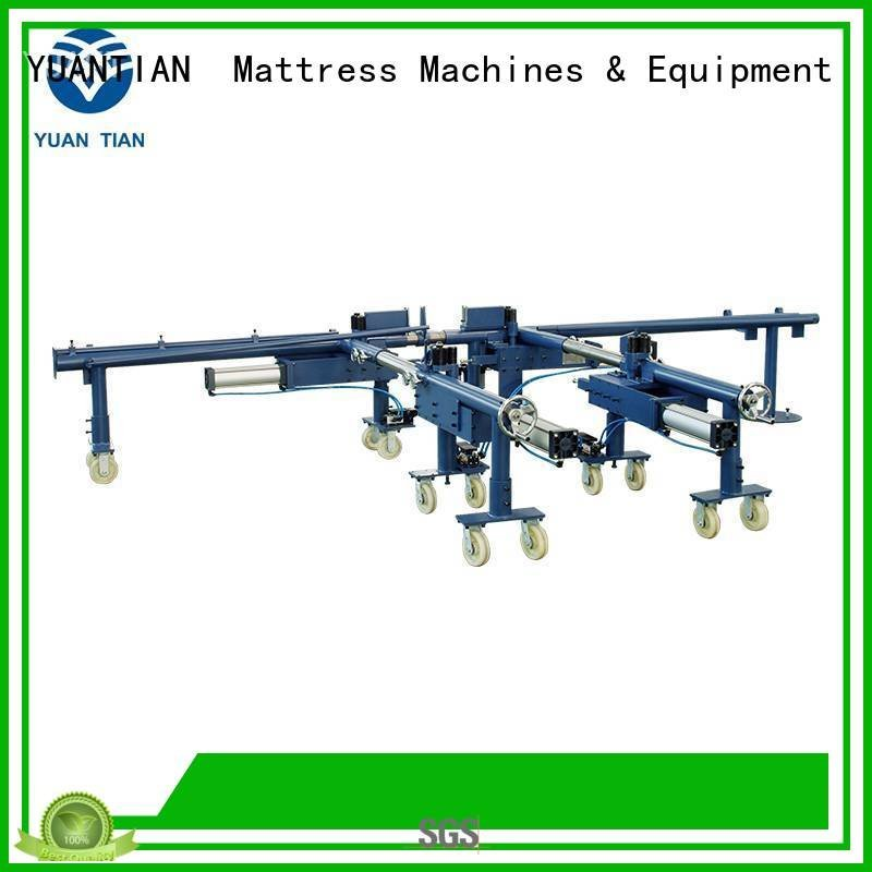OEM mattress packing machine cc1 rollpack foam mattress making machine