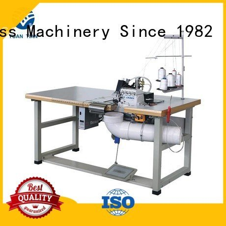 Custom flanging Mattress Flanging Machine ds5 Double Sewing Heads Flanging Machine