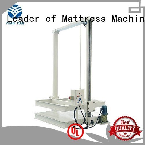 bending unit mattress packing machine packing YUANTIAN Mattress Machines