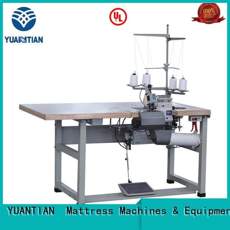 YUANTIAN Mattress Machines Brand ds5b mattress multifunction Mattress Flanging Machine dss1250
