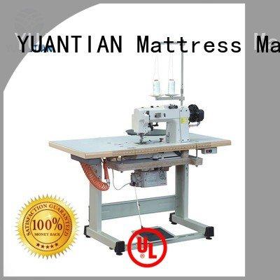 Custom mattress tape edge machine binding edge mattress YUANTIAN Mattress Machines