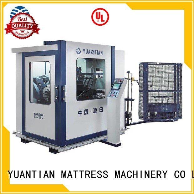 bonnell spring machine bonnell machine Automatic Bonnell Spring Coiling Machine YUANTIAN Mattress Machines Brand