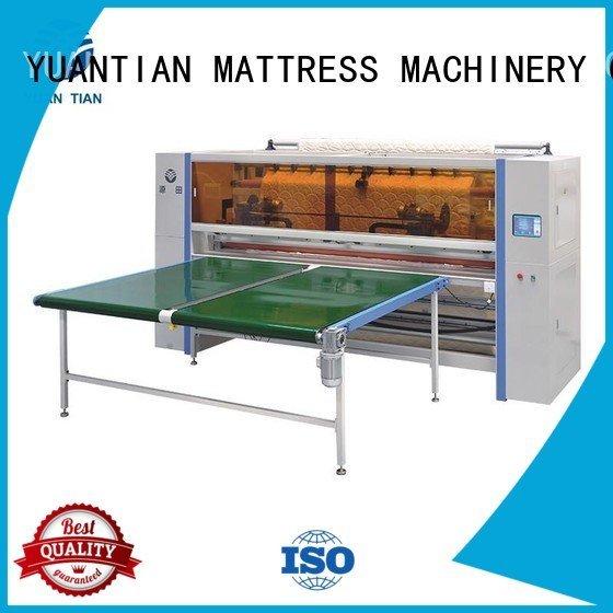 Mattress Cutting Machine Supplier panel cutting machine YUANTIAN Mattress Machines