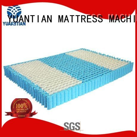 mattress spring unit bottom zoned mattress spring unit