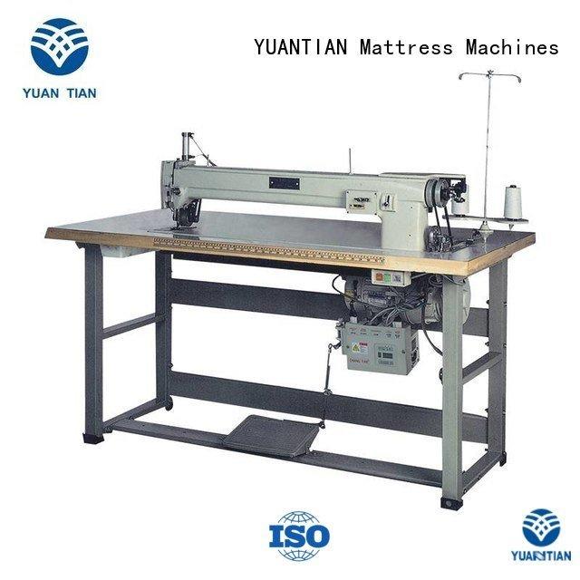 Hot singer  mattress  sewing machine price yts3020 yts3040 longarm YUANTIAN Mattress Machines Brand
