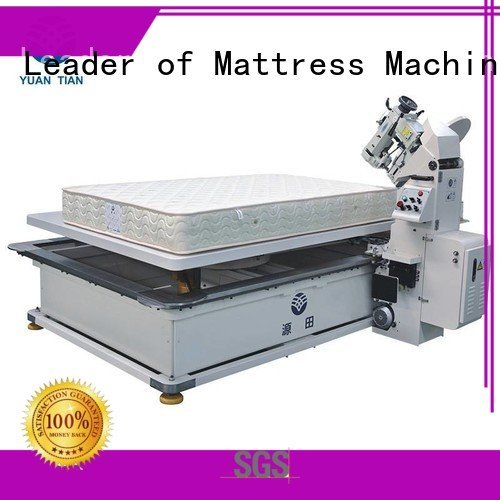 mattress tape edge machine top mattress tape edge machine YUANTIAN Mattress Machines Brand