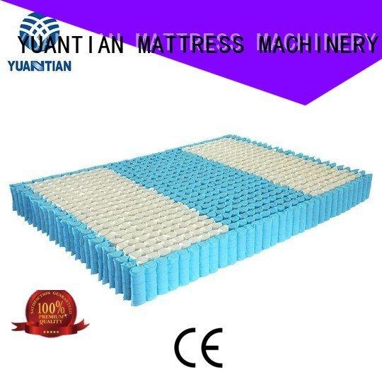 top spring YUANTIAN Mattress Machines mattress spring unit
