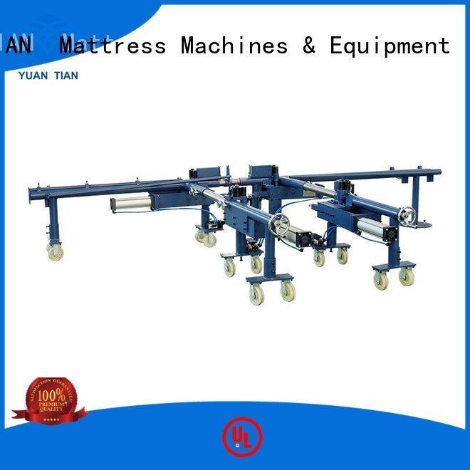 Wholesale border mattress packing machine YUANTIAN Mattress Machines Brand
