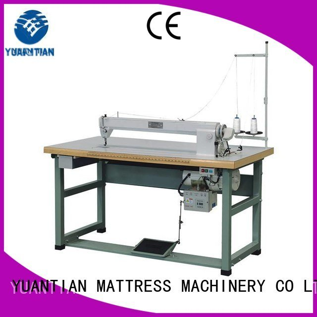 Custom long Mattress Sewing Machine longarm singer  mattress  sewing machine price