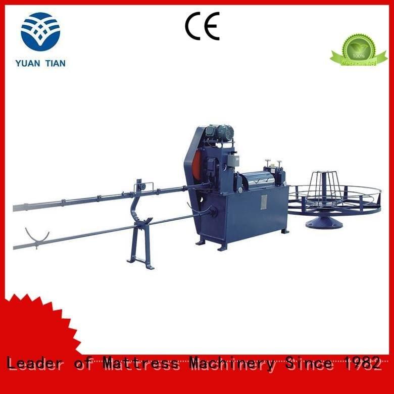 automatic border machine YUANTIAN Mattress Machines mattress packing machine