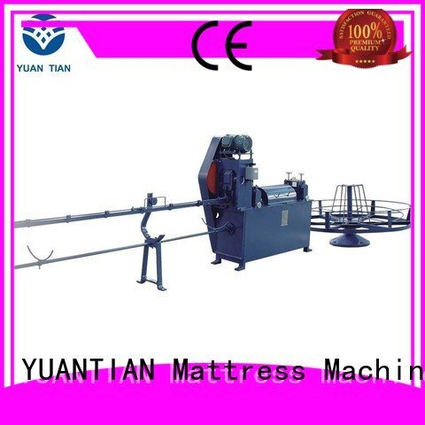 machine unit spring zx1 YUANTIAN Mattress Machines mattress packing machine