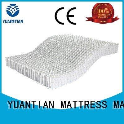 mattress spring unit nested top mattress spring unit YUANTIAN Mattress Machines Warranty