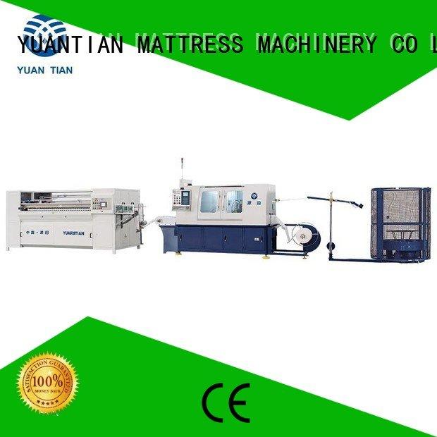 Custom dzg1a Automatic High Speed Pocket Spring Machine dn6 Automatic Pocket Spring Machine