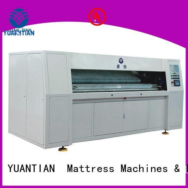 Automatic Pocket Spring Assembling Machine pocket spring Pocket Spring Assembling Machine YUANTIAN Mattress Machines Brand