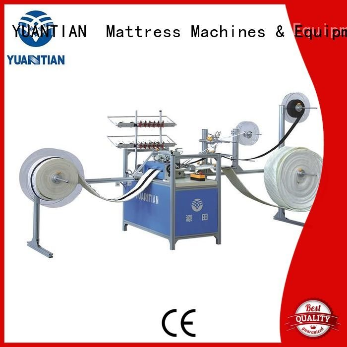 YUANTIAN Mattress Machines singer  mattress  sewing machine price longarm machine decorative autimatic