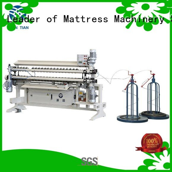 OEM bonnell spring unit machine spring assembling machine Bonnell Spring Assembly  Machine